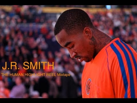 J.R. Smith- The Human Highlight Reel (HD)