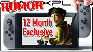 RUMOR - Beyond Good & Evil 2 is Switch Exclusive for 12 Months + Rabbids RPG Possibly in September
