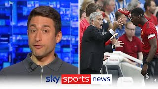 "David Ornstein surprised by Paul Pogba's ""jaw-dropping comments"" about Jose Mourinho"