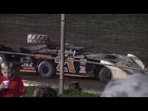 Hummingbird Speedway (8-27-16): Swanson Heavy Duty Truck Repair Semi-Late Model Feature