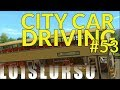 City Car Driving #53 - Kaksikerroksinen bussi