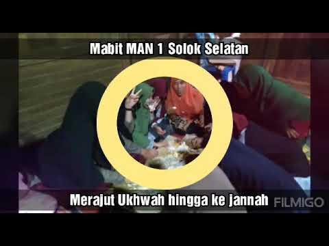 Malam Bina Iman \u0026 Taqwa MAN 1 Solsel 2019