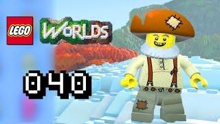 WILLKOMMEN ZURÜCK !? - Let's Play Lego Worlds Gameplay #040 [Deutsch] [60FPS]