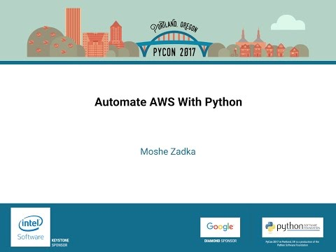 Image from Automate AWS With Python