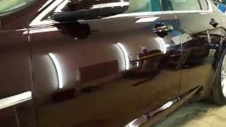 Jaguar XF восстановительная полировка кузова и защита ЛКП керамикой VektorDC.com(Детейлинг экстерьера Jaguar XF., 2015-02-10T10:19:17.000Z)