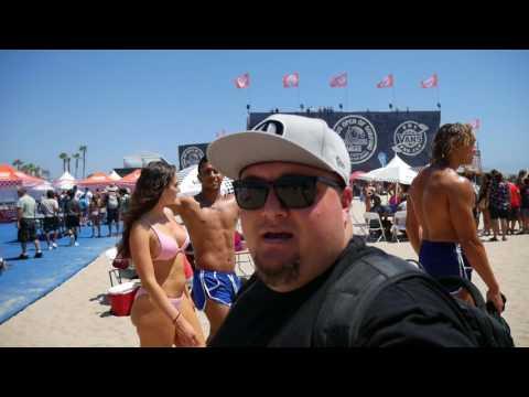 Vans US open  Huntington beach, CA