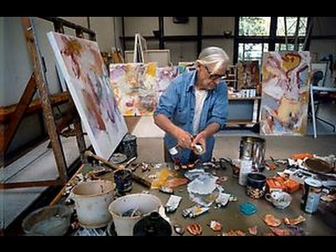 Willem de Kooning _ Abstract expressionism