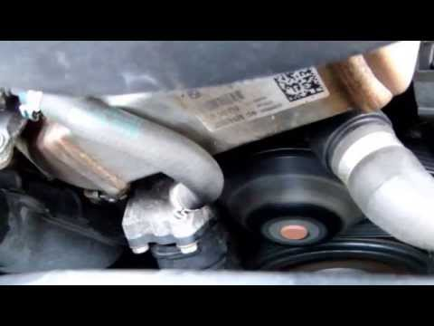 Water Pump Squeak on 2009 BMW 120d E87 1 Series N47 Engine