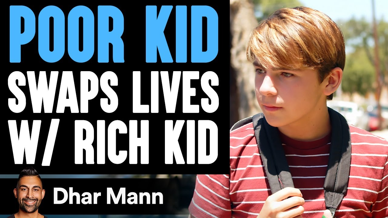 Poor Son Wants Rich Son's Life Until He Learns Shocking Truth | Dhar Mann