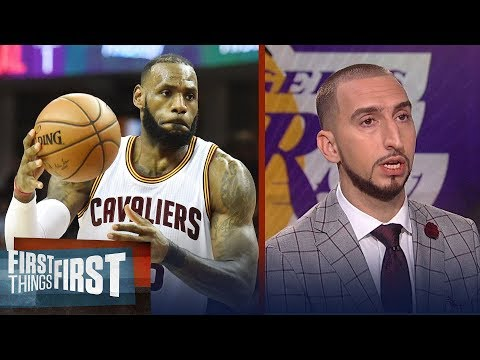 LaVar Ball a deterrent to LeBron James joining the Los Angeles Lakers in 2018? | FIRST THINGS FIRST