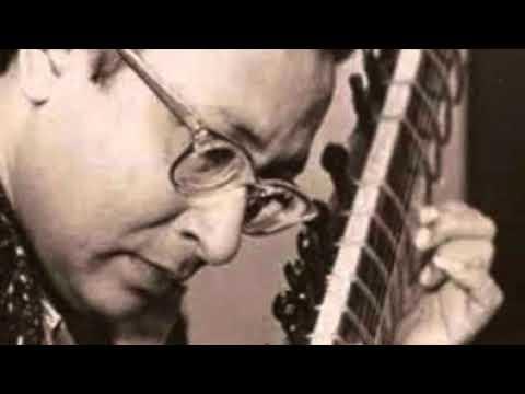 Sitar Samrat Nikhil Banerjee: Raga Bageshree: Ustad Fayyaz Ahmed Khan: 1971