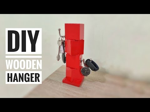 diy-|-wooden-small-hanger-ideas-for-watches-and-keys---wood-projects-diy