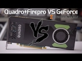 Quadro / FirePro VS GeForce | Autodesk Inventor GPU Showdown