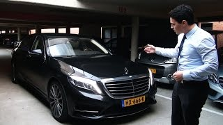 2017 Mercedes S Class AMG Full Review S350 4Matic Interior Exterior Practicality Ambient lighting thumbnail