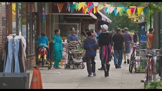 多くの移民やその子孫が暮らすニューヨークの町を捉えたドキュメンタリ...