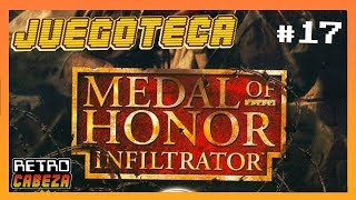 MEDAL of HONOR INFILTRATOR para Game boy Advance - Juegoteca 17