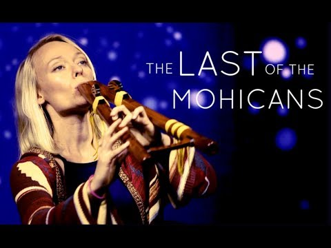 The Last of Mohicans - Native American flute in F#