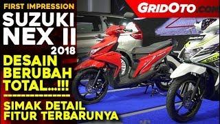 Suzuki Nex Ii 2018 | First Impression | Gridoto