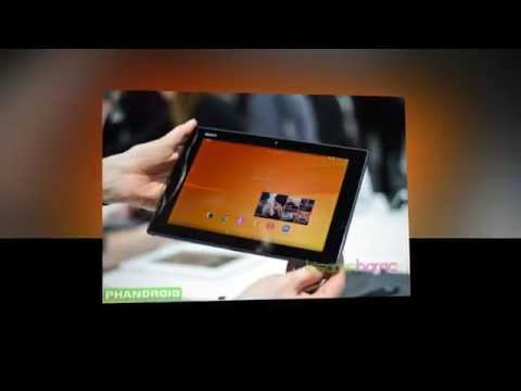 Review Harga Sony Xperia Z2 Tablet