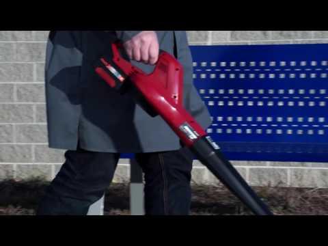 Foukač Listí Aku GE-CL 18 Li Einhell Expert
