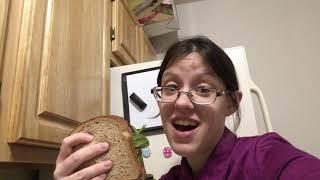 I Make a BST Sandwich! / Mi faras LST sandviĉon!
