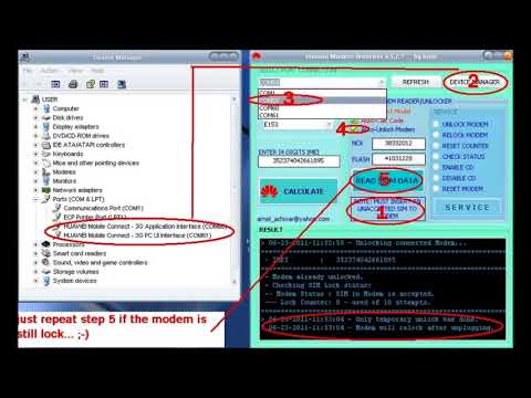 huawei modem unlocker v 5.7.7 gratuit