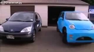 Приколы на машинах смотри не ошибешься(2)