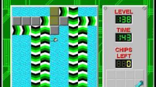 CCLP3 level 138 solution - 139 seconds...