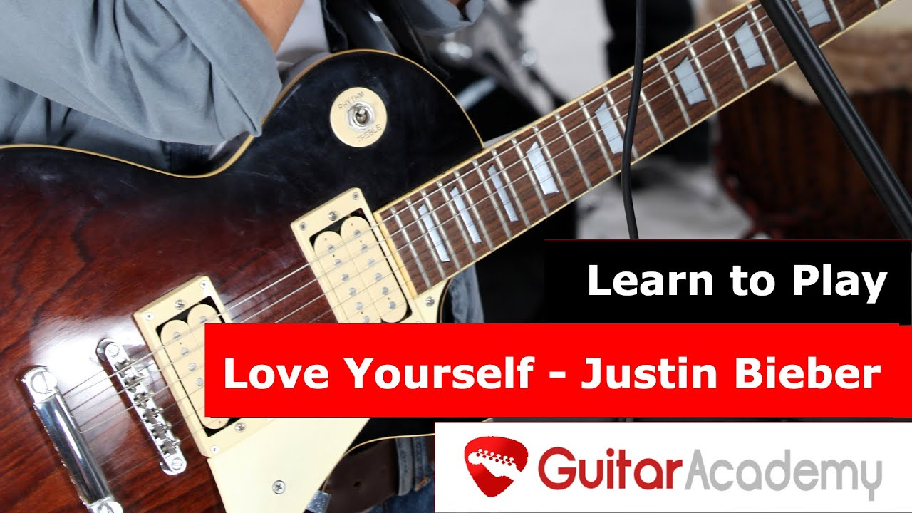 Electric Guitar Love Yourself Modern Design Of Wiring Diagram