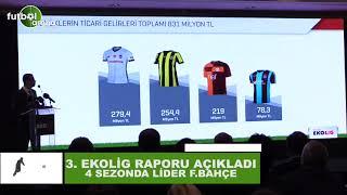 """Ceyhun Kazancı: """"Ticari gelirlerde 4 sezonda lider Fenerbahçe"""""""