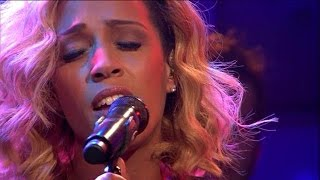 Glennis Grace - Too Much Love Will Kill You - RTL LATE NIGHT