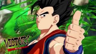 Dragon Ball FighterZ (Xbox One) Arcade as Gohan (Adult), Piccolo & Goku (SS)