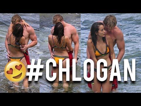 #CHLOGAN CONFIRMED!! LOGAN PAUL AND CHLOE BENNET KISSING IN HAWAII