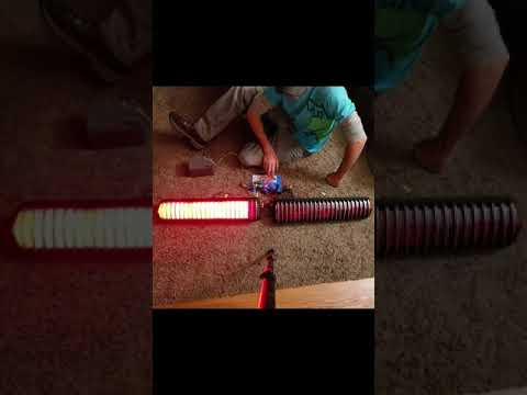 Arduino powered sequential tail lights 67 cougar tail lights