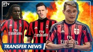 "Video ""BELOTTI / KALINIC + RENATO SANCHES TO AC MILAN"" • Serie A Transfer News download MP3, 3GP, MP4, WEBM, AVI, FLV Januari 2018"