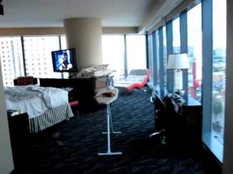 Planet Hollywood Hotel Westgate 2 Two Bedroom Suite Tour Las Vegas Youtube