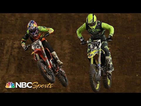 Supercross Round #12 at Seattle | EXTENDED HIGHLIGHTS | 3/23/19 | Motorsports on NBC