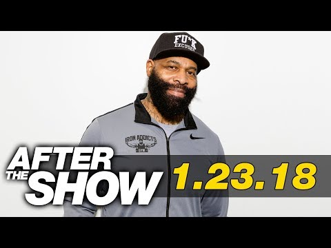 C.T. Fletcher on Dying 3 Times, His Gym, Using Steroids | After The Show
