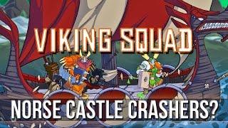 VIKING SQUAD - Norse Castle Crashers?