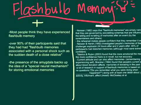 evaluate one theory of how emotion may affect one cognitive process Evaluate one theory of how emotion may affect one cognitive process flashbulb memories brown and kulick (1977) argue flashbulb memories are special memories not subject to decay and inaccuracy like 'normal' memories.