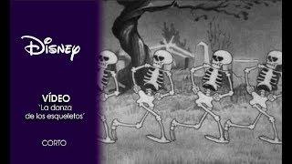 especial halloween la danza de los esqueletos disney oficial