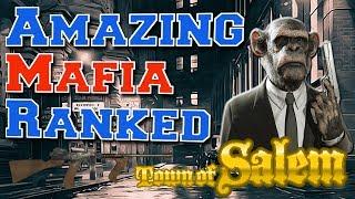 Amazing Mafia Ranked Game | Town of Salem Ranked Gameplay