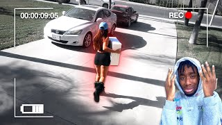 CRAZY GOLD DIGGER BREAKS IN & STEALS MY PS5 FROM MY HOUSE!