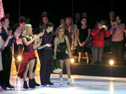 Москва, 27.12.2008,закрытие, Гордеева, Лиза Кулик