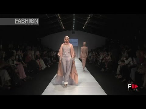 ZASKIA SUNGKAR Jakarta Fashion Week 2015 by Fashion Channel