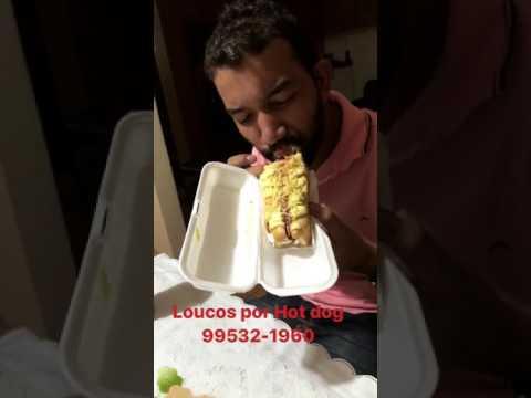 Loucos por Hot dog ! Propaganda :Ítalo Sena e Denise Maria