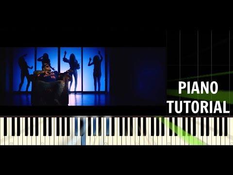 Kali & Peter Pann - Nejsom ten pravý - Piano Tutorial / Cover - Synthesia