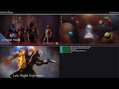Rat King Crew Quest work- Fiend and Sleek- TURN VOLUME UP