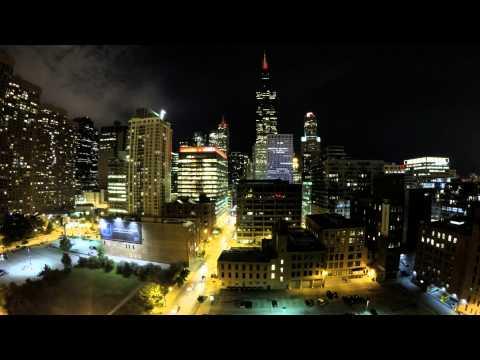 Night in the City   Beautiful 4K