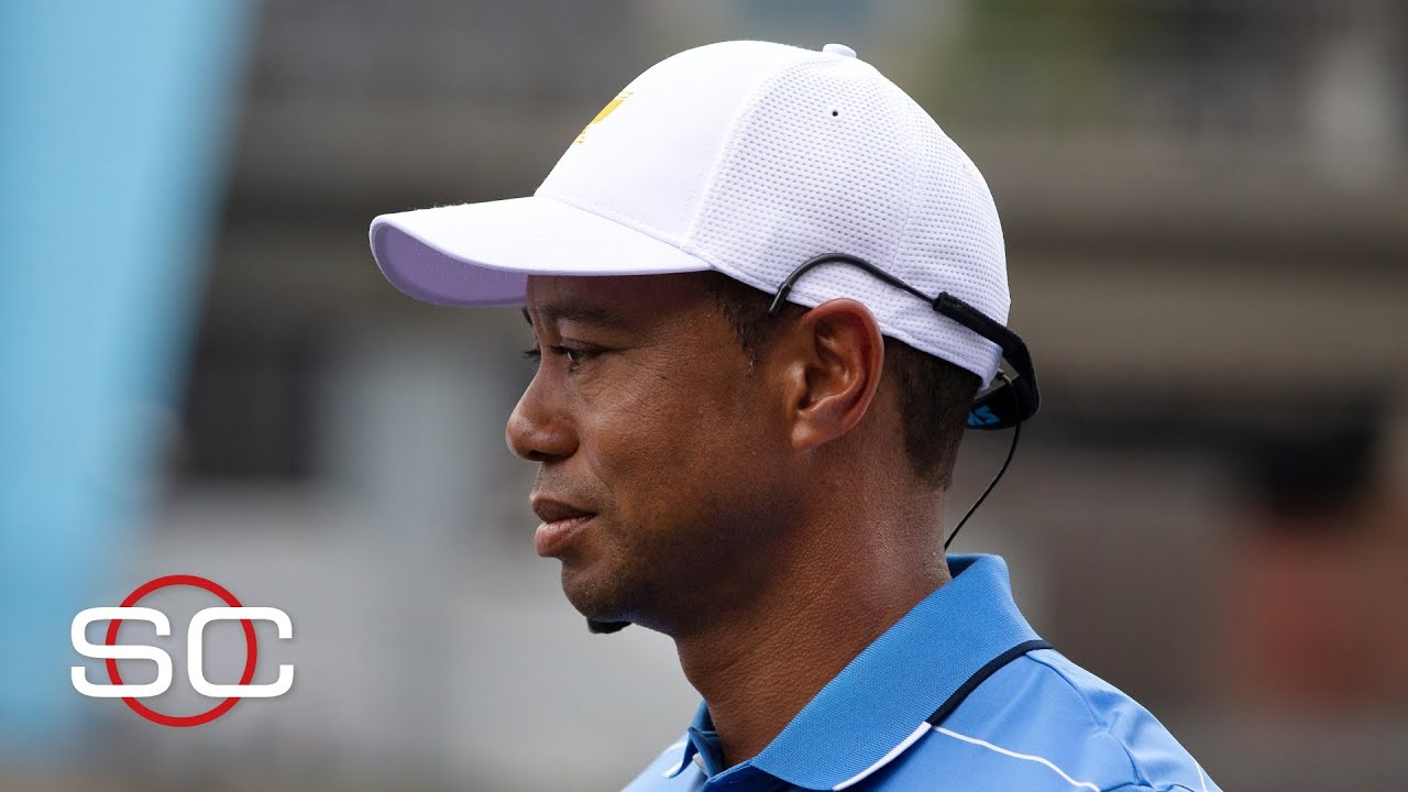 Tiger Woods was conscious, able to communicate at scene of crash - Sheriff | SportsCenter